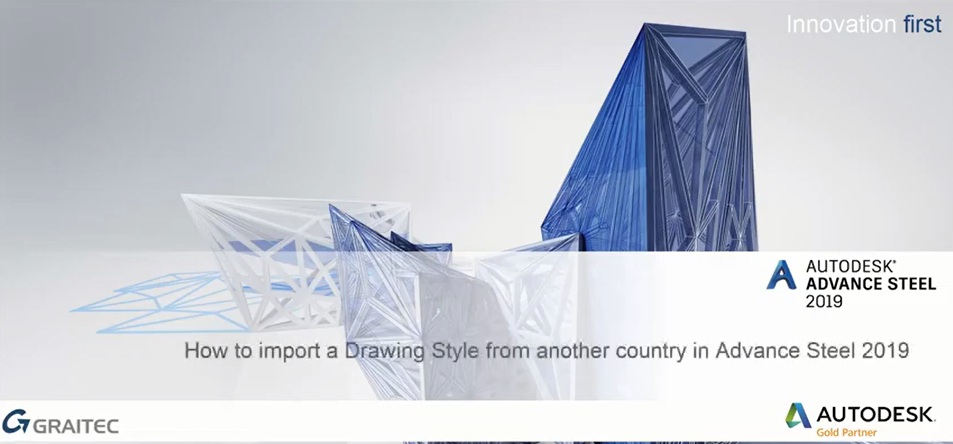 How to Import a Drawing Style from another country