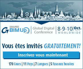 Global Digital Conference home page ad fr