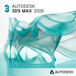 3ds max 2019 badge 256ppx opt