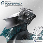 Graitec Advance PowerPack for Autodesk Advance Steel 150px