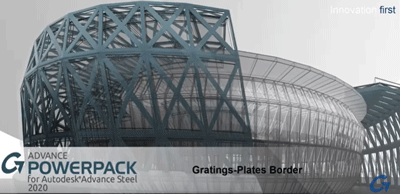How-to-add-borders-around-gratings-and-plates-in-the-Graitec-PowerPack-for-Autodesk-Advance-Steel
