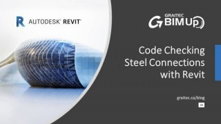 Code Checking Steel Connections with Revit