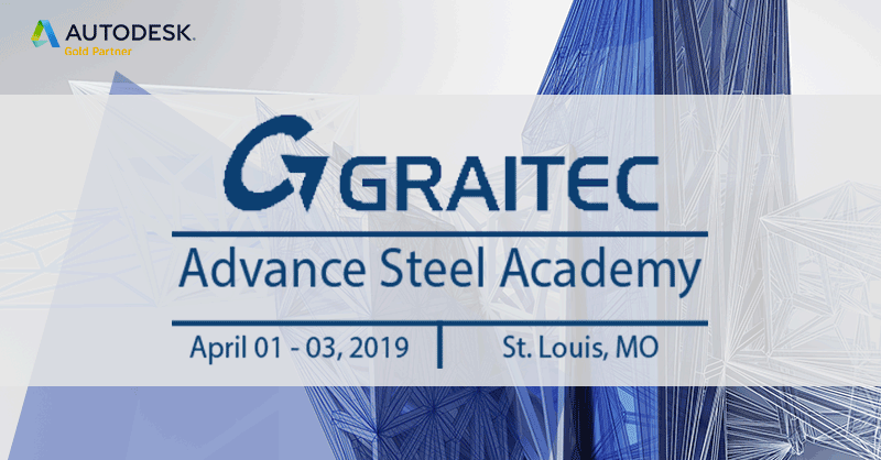Advance Steel Academy 2019 Website Image